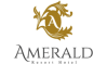 Amerald Resort Hotel Logo top