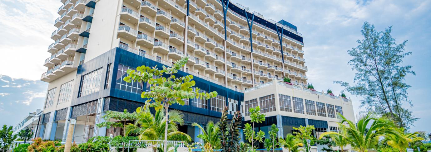 Amerald Resort Hotel Desaru Pengerang Overview