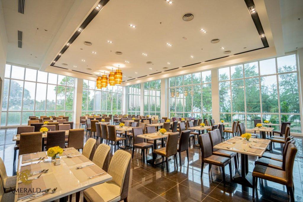 Ruby Coffee House Desaru Amerald Resort Hotel Johor Malaysia