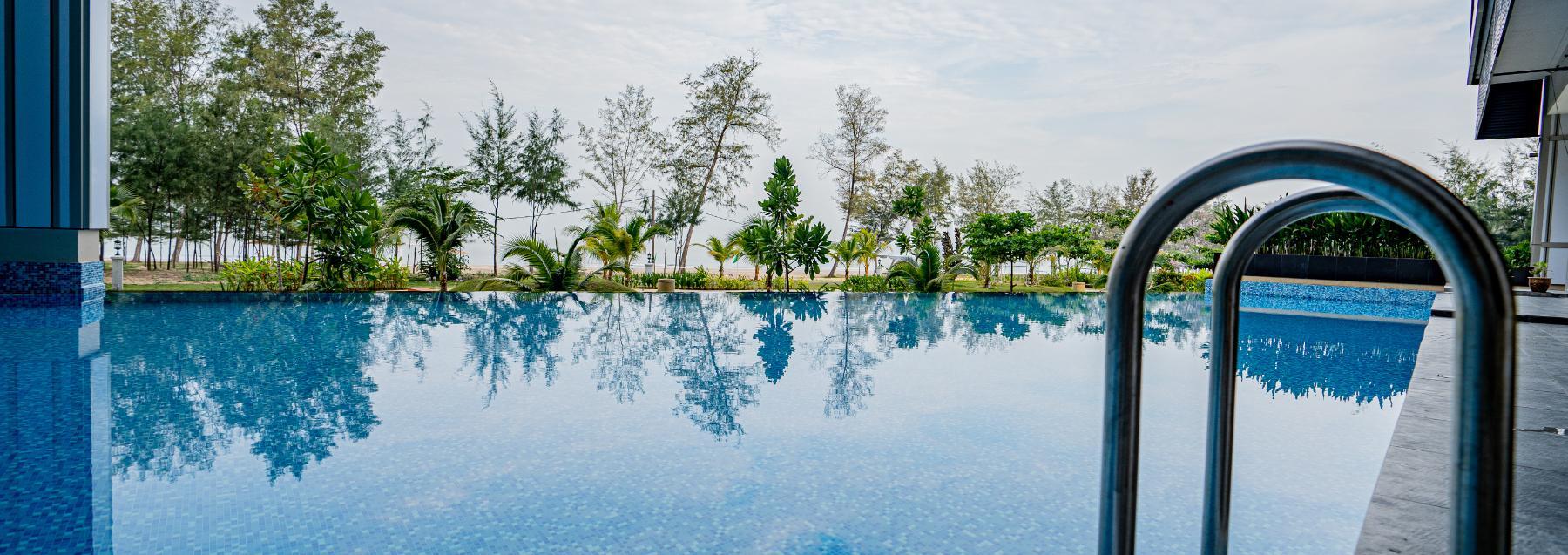facility swimming pool desaru johor malaysia