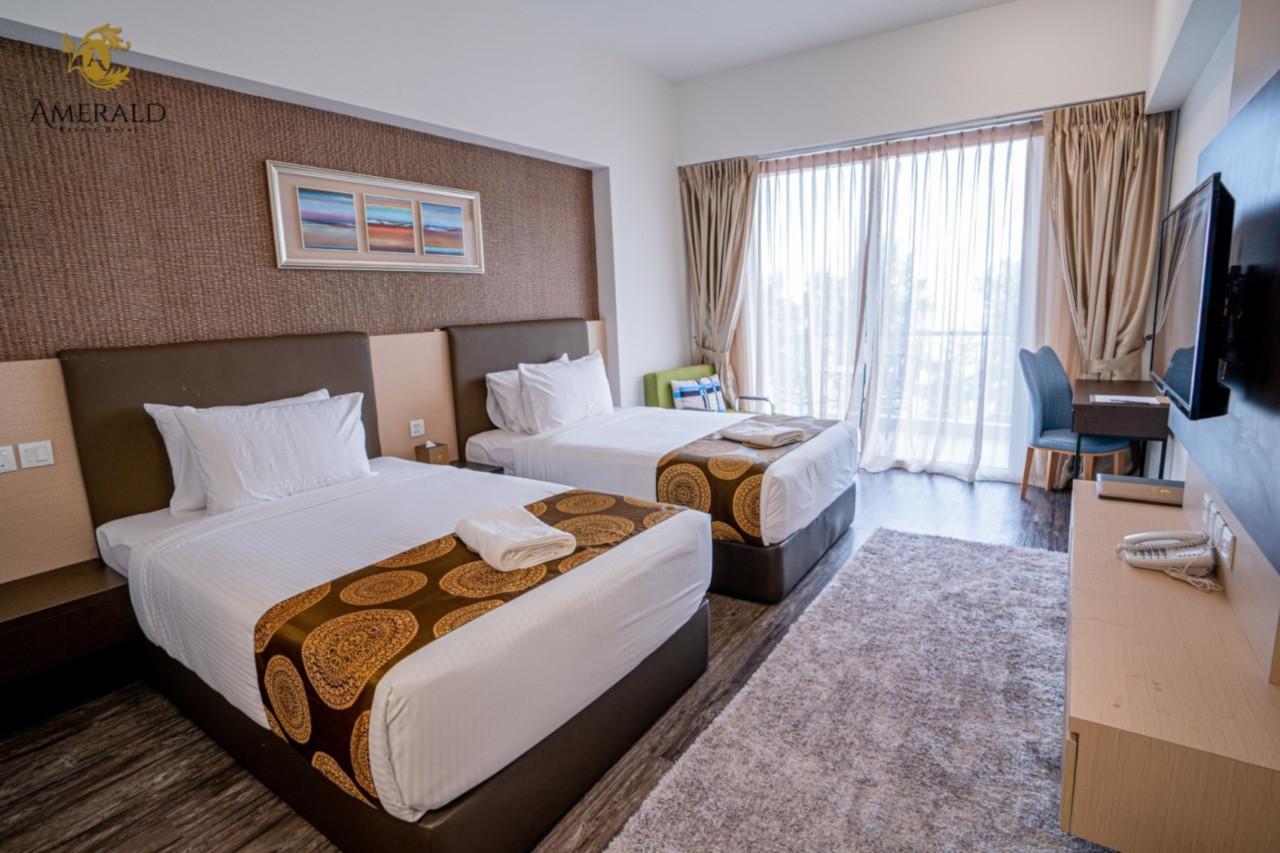 Johor Bahru Deluxe Room Desaru Hotel Malaysia