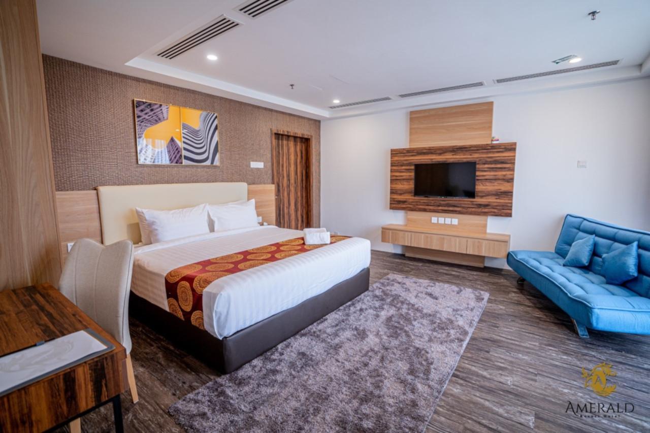 Johor Bahru Royal Suite Room Desaru Hotel Malaysia 1
