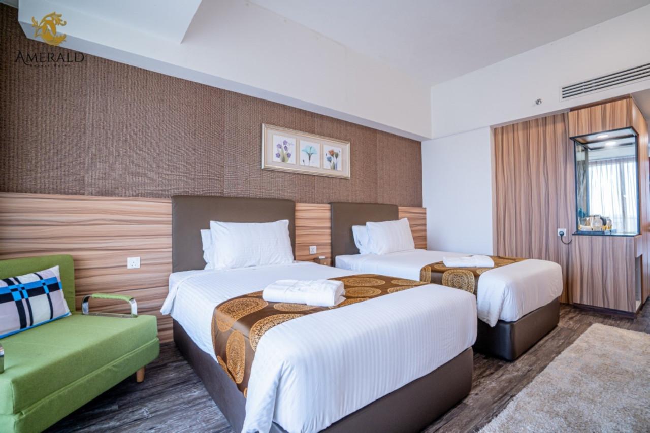 Johor Bahru Superior Room Desaru Hotel Malaysia
