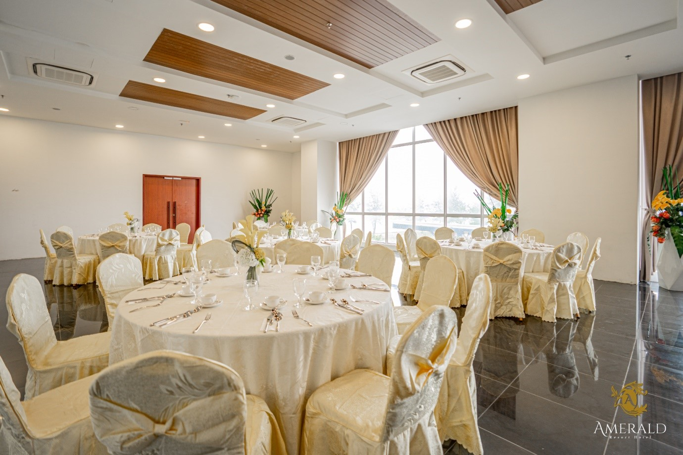 meeting and event desaru amerald resort hotel 1