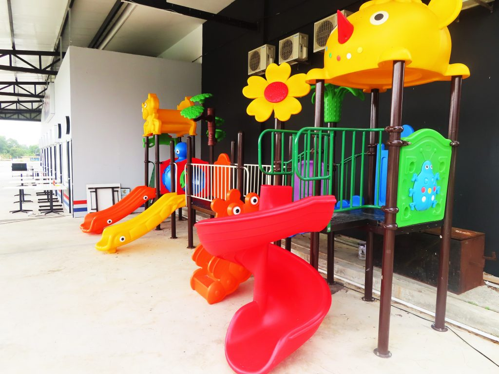 playground family and children desaru amerald resort hotel