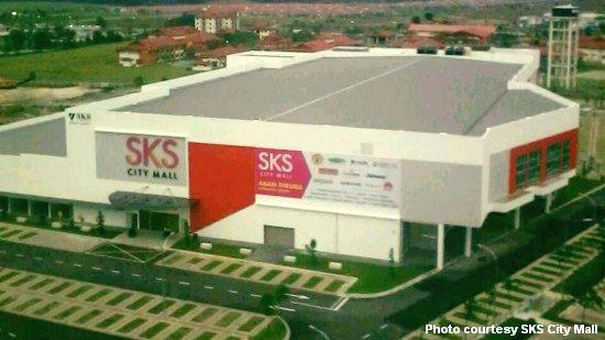 sks city mall bandar penawar johor