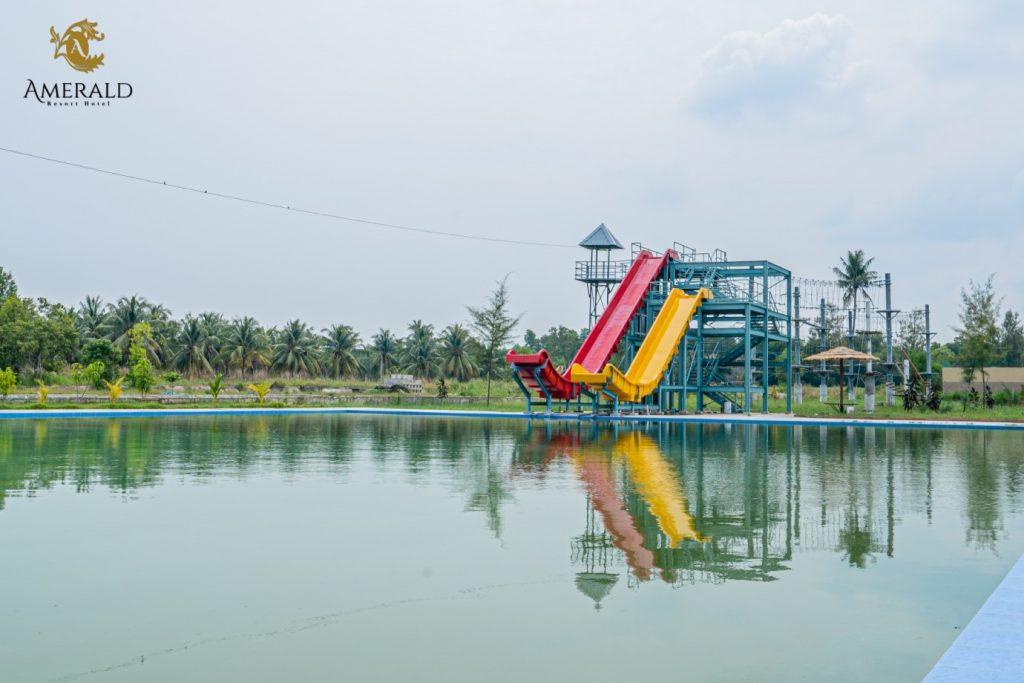 water park desaru amerald resort hotel